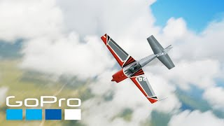 GoPro Awards: Aerobatic Plane Dance in 4K