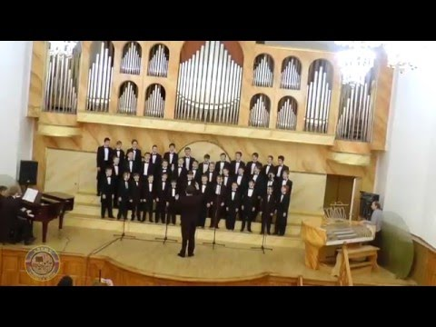 The Rhythm of Life - Moscow Boys' Choir DEBUT