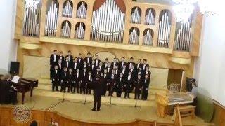 The Rhythm of Life - Moscow Boys' Choir DEBUT
