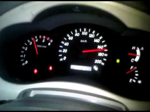 how to fix isuzu mu speedometer