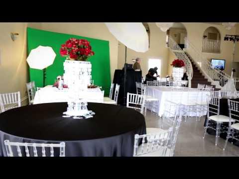 Dallas Palms Premier Wedding Venue