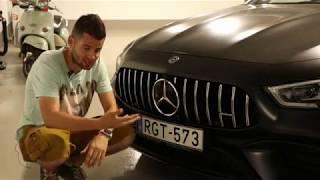 Beültem 73 millió forintba! - AMG GT 63S 1. rész