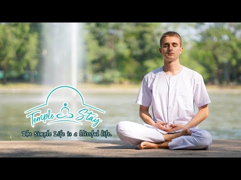 Inner Peace Temple Stay - Calm down, relaxed, and stay happy (sub EN)