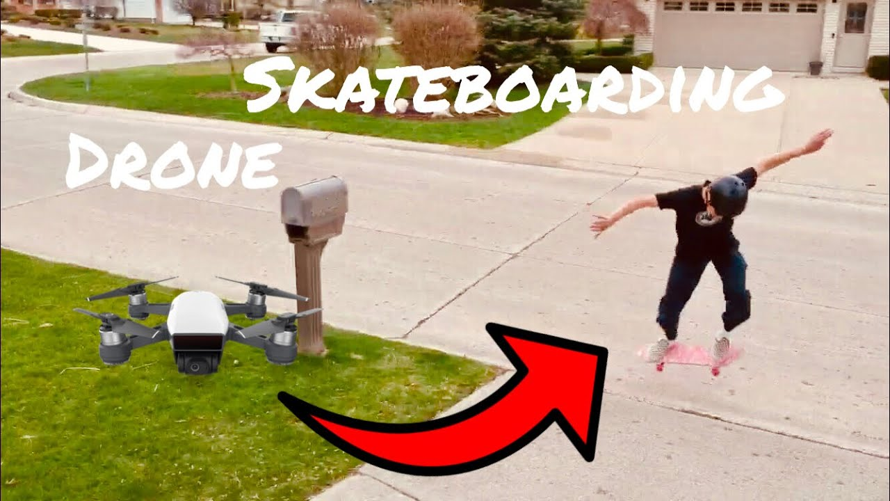 Drone skateboarding cinema!!!!
