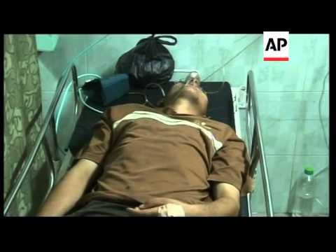 Gaza officials claim Israeli airstrike on Islamic Jihad Centre; injured; hospital