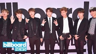BTS Becomes First Korean Act to Exceed 1 Billion Streams on Apple Music | Billboard News