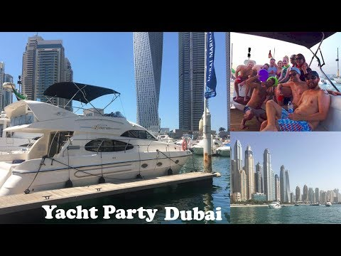 SURPRISE PRIVATE YACHT PARTY | DUBAI