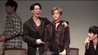 iKON dissing & roasting / teasing each other