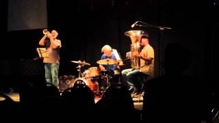 DO TELL - The Hard Blues (Julius Hemphill)