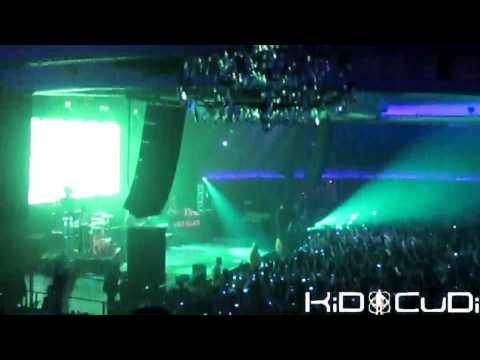 Amazing Speech And Marijuana By Kid Cudi Live[Hollywood Palladium]