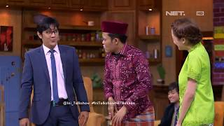 The Best Of Ini Talkshow - Andre Emosi Susah Nanya ke Aki Entis