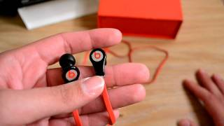 Beats Tour By Dr Dre Review(Alerio reviews the Beats Tour by Dr Dre! They retail for 149 at best buy or monster.com Twitter-Alerio25., 2010-10-06T07:43:44.000Z)