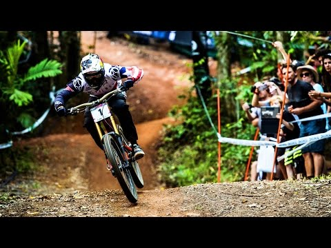 Gettin' Wild in Cairns: MTB Highlights from Practice and Qualifiers