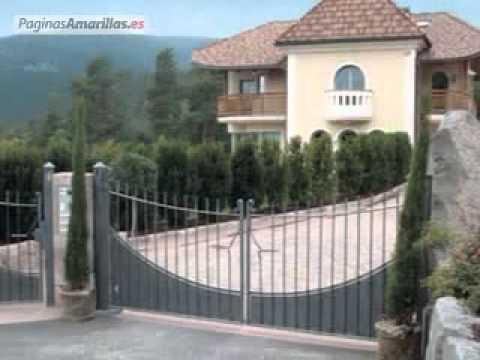 Puertas autom ticas innovatec en murcia youtube - Puertas automaticas en murcia ...