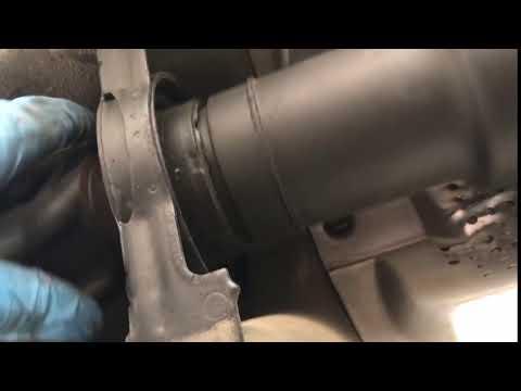Center Shaft Bearing Play (Bad CSB) - BMW E39 530i5