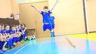 Прыжок с места у детей 9 и 10 лет -ФУТБОЛ- Тесты и контрольные нормативы 2006 год рождения в СДЮШОР.