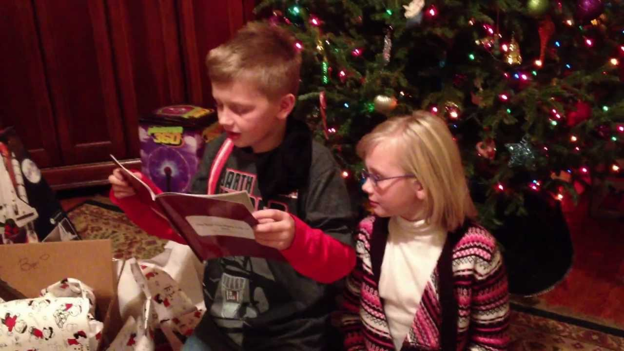 Surprising the Kids with a trip to Disneyworld on Christmas - YouTube