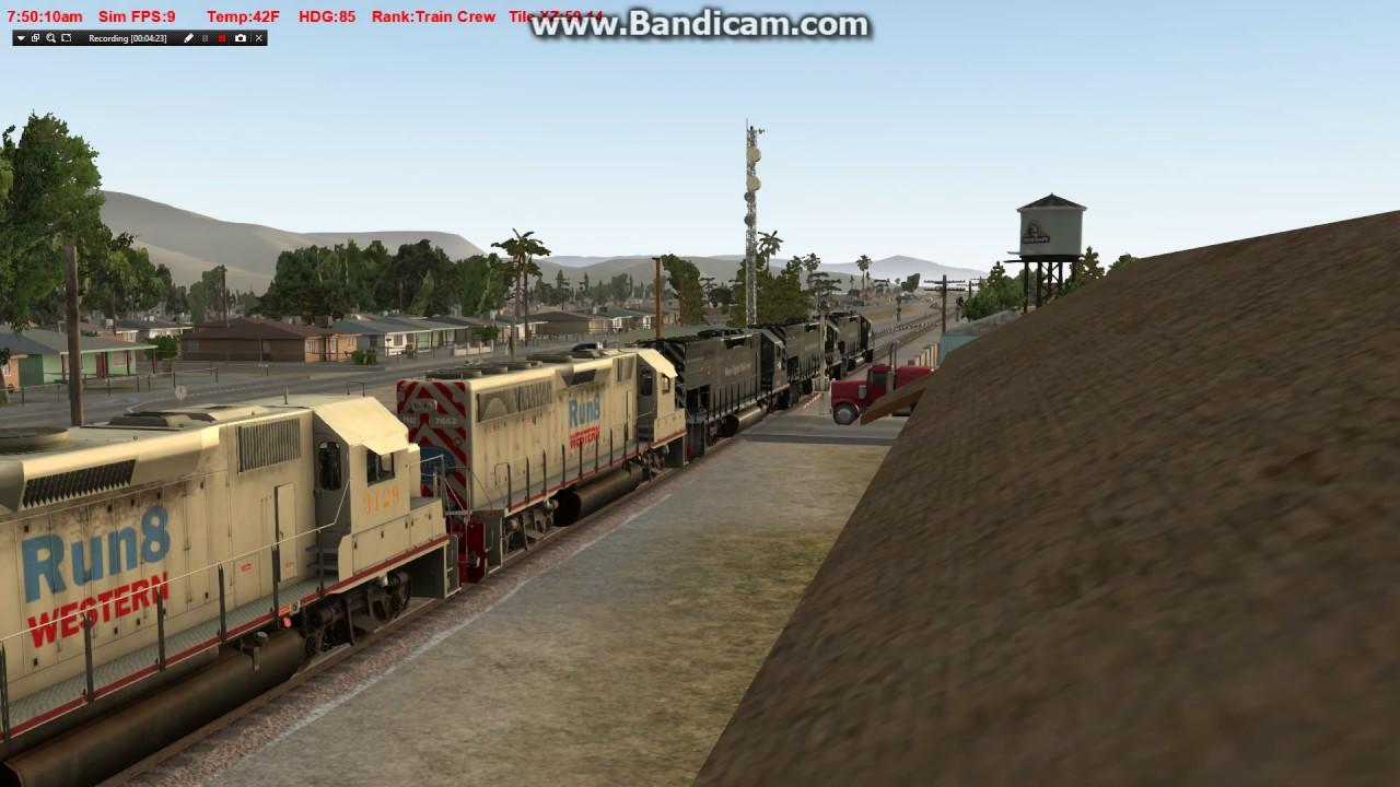 run8 train simulator v2