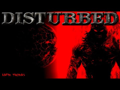 Disturbed  Indestructible Instrumental