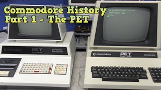 Commodore History Part 1- The PET thumbnail
