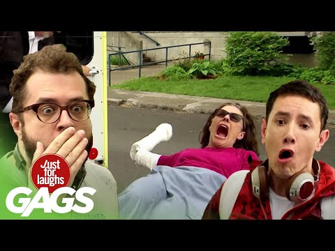 Best of Breaking Things   Just For Laughs Compilation