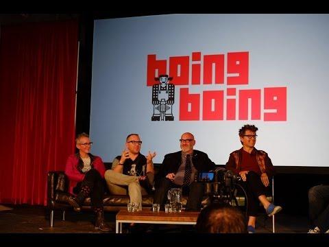 Boing Boing 25th Anniversary - XOXO Festival (2013)