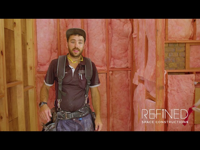 Plastering & Wall Insulation - Week 7 | Strelow Ave Extension & Renovation