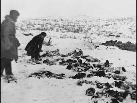 Тайны Кольского полуострова.Загадочная гибель 152- й стрелковой дивизии. ( часть первая )