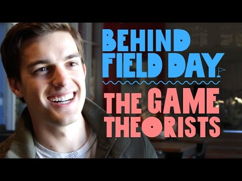 MatPat of Game Theory on Facing His Fear of Flying | Behind Field Day