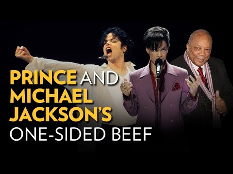 Prince & Michael Jackson's One-Sided Beef