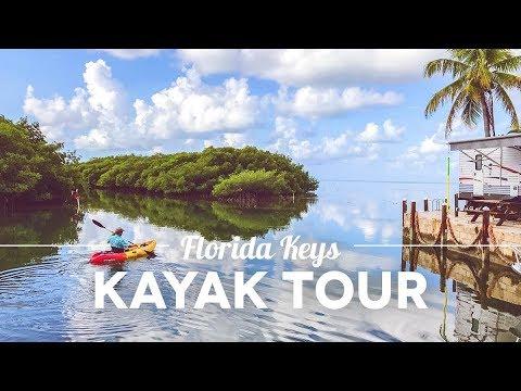 Must do auf den Florida Keys! Kayak Tour durch die Mangroven 🐬