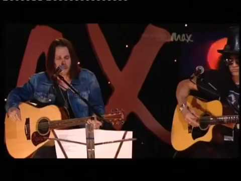 Slash & Myles Kennedy MAX Sessions – Back From Cali