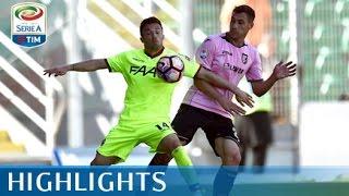 Palermo - Bologna 0-0 - Highlights - Giornata 32 - Serie A TIM 2016/17