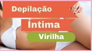 🔴 Depilação Completa Com Cera – VIRILHA – Grandes Lábios - Adriana Teixeira