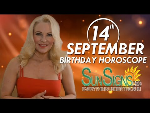Birthday September 14th Horoscope Personality Zodiac Sign Virgo Astrology