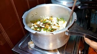 Fried rice in Pressure cooker | How to cook bengali fried rice