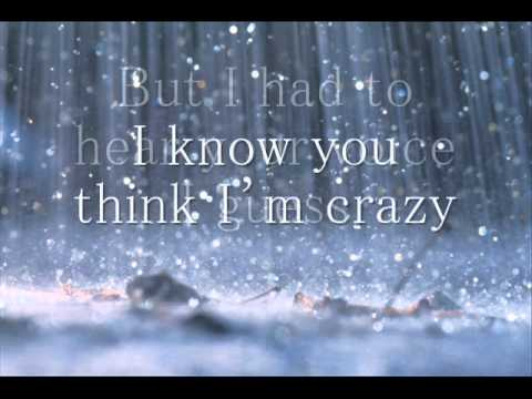 Toby Keith - Cryin' For Me lyrics