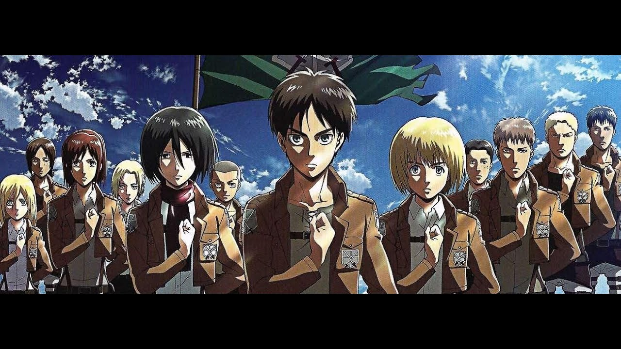 Download Death bed - Powfu [AMV] Attack On Titans
