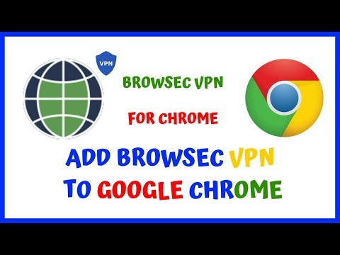 Browsec VPN For Google Chrome Browser | Add Browsec VPN Extension To Chrome Windows 10 | PC 2019