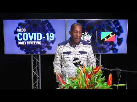 Governor Antoine Offers Advice for Responding to the COVID-19 Pandemic