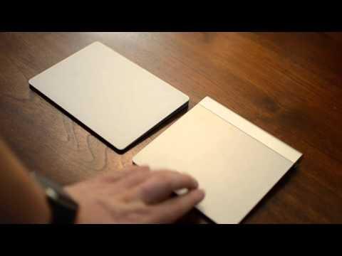 Apple Magic Trackpad 2: Unboxing u0026 Review   Doovi