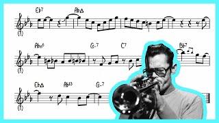 [JAZZ] Do It the Hard Way (Solo & Chords) - Chet Baker