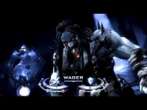 Injustice: Gods Among Us - Lobo's Dialogues