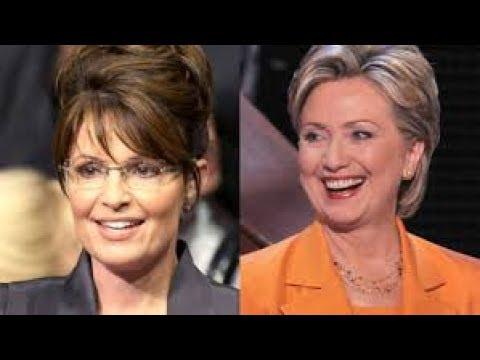 2020 2016 2012 Election Prediction | Hillary Clinton vs Sarah Palin