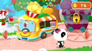 เบบี้บัส(Babybus) - เมืองของแพนด้าน้อย (เล่นเกมส์กับเตยหอม) part 2 screenshot 5
