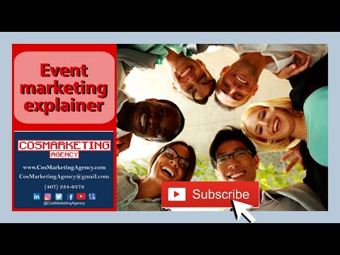 Event Marketing 2021 Facts 2021   CosMarketing Agency