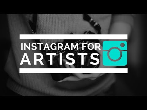 How to | Instagram For Artists