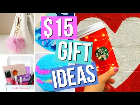 Cheap Christmas Gift Ideas! Holiday Gift Ideas Under $15!