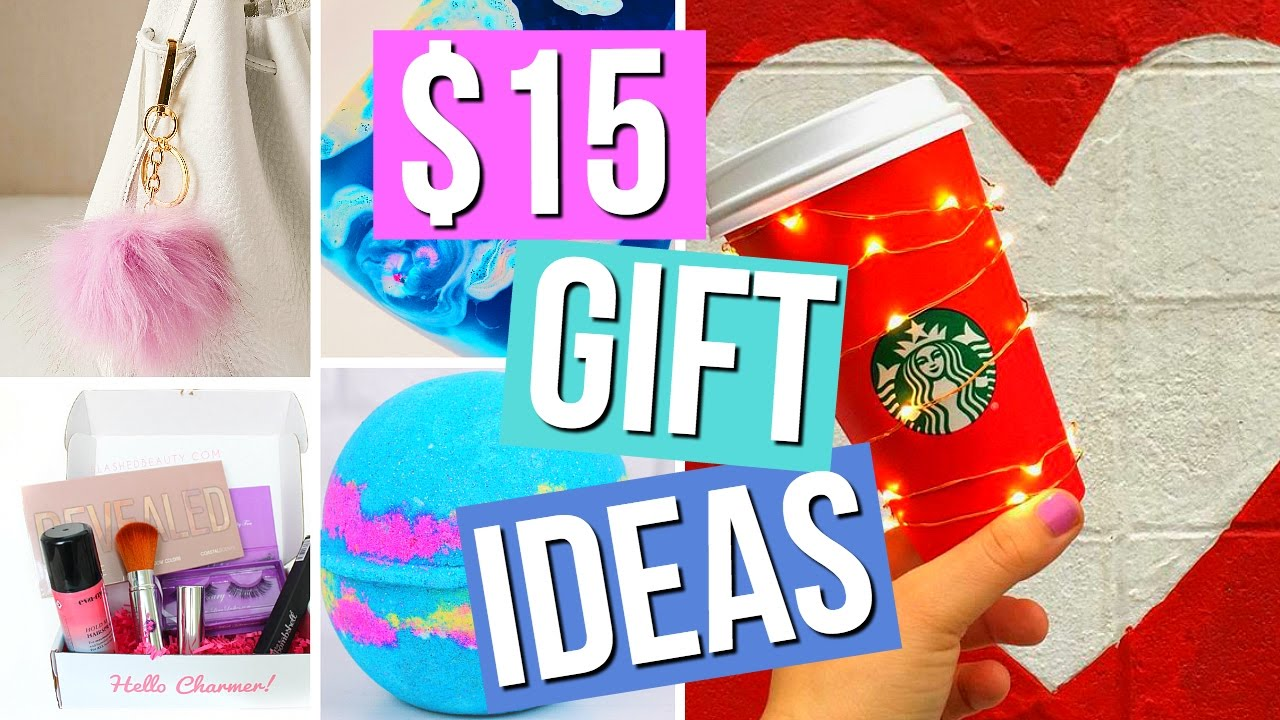 $15 christmas gifts ideas