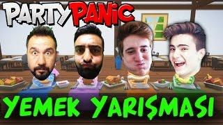 EĞLENCENİN SUYUNU ÇIKARTTIK! | PARTY PANİC!